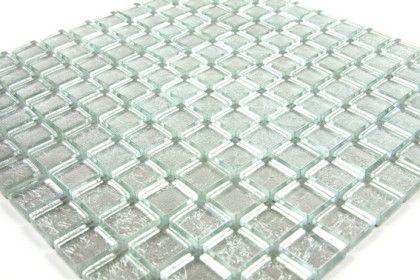 Verre Gl Djibouti Gold Leaf Mosaic Tile 30x30 Cm Mat Inter