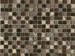 CP006 Cristal Piedra Marble Squared, Mosaic, tile 30x30 cm. Halcon