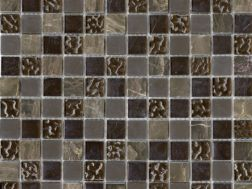 CP007 Cristal Piedra Marble Water, Mosaic, tile 30x30 cm. Halcon