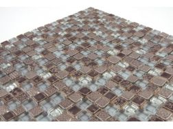 Mixture Santaf�  Mosaic mixture tiles  1,5x1,5 cm