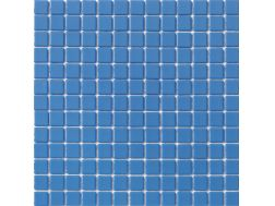 2005 - Emaux Lisos blue, Enamels Glass Mosaic
