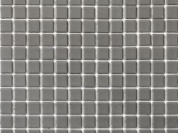 2021 - Emaux Lisos grey, Enamels Glass Mosaic