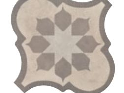 Lyon Blume Cream 26,5x26,5 - Imitation tile cement tiles, Tiles