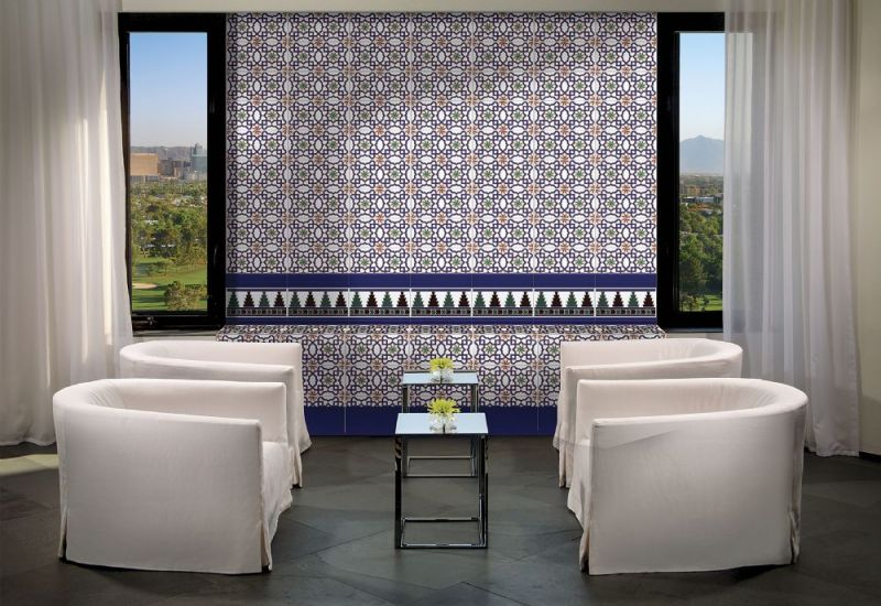 Floor and wall tiling. Oriental - Alcudia Base 14x28 cm- earthenware ...