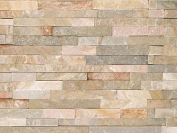 Natural stone wall cladding 18x50cm, Laja Iris