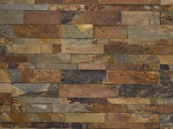 Natural stone wall cladding 20x50cm, Natur 3
