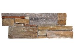 Natural stone wall cladding 20x50cm, Natur 7