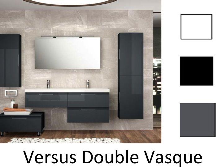 p 163409 3 bathroom furniture suspended 120 cm double versus 1200 Résultat Supérieur 15 Merveilleux Meuble Sdb 120 Double Vasque Galerie 2017 Hht5