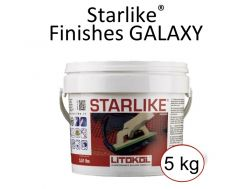 Anti-acid epoxy mortar Starlike Finishes GALAXY  Litokol 5 kg