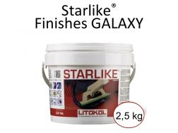 Anti-acid epoxy mortar Starlike Finishes GALAXY  Litokol 2,5 kg