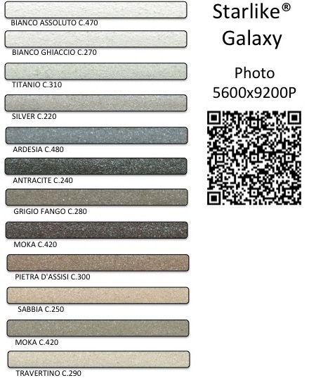 Mortar Joint Adhesive Epoxy Starlike Finishes Galaxy Litokol 1 Kg