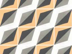 Art Deco 9 Colours 20x20, Imitation tile cement tiles, Tiles