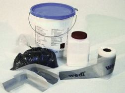 Wedi Fundo sealing set