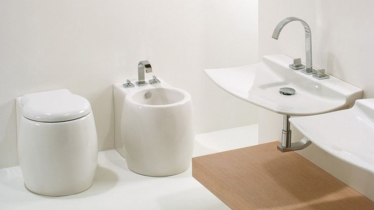 Bathroom Furniture Sink Washbasins WC Cuvette Design