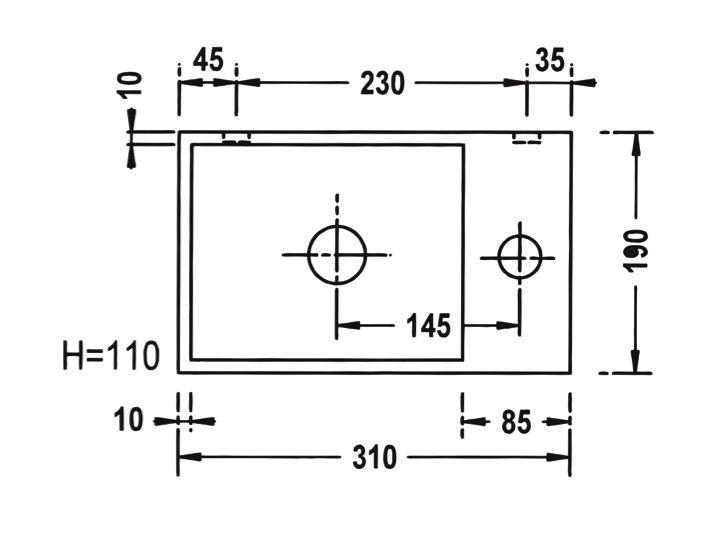Exceptionnel Beautiful Wc Dimensions Standard Ideas - Transformatorio.us  MQ52