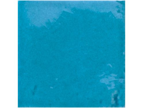 PROVENZA AZUL CIELO Brillo 10x10 - 13X13 cm, wall tiles kitchen, tiled jagged edges