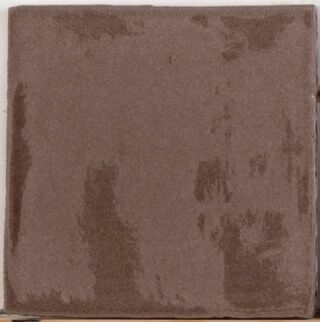 PROVENZA TABACO Brillo 10x10 - 13X13 cm, wall tiles kitchen, tiled jagged edges