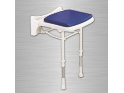 Padded shower seat compact 2000 series Bathroom Mobility Aids
