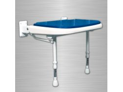Wide padded seat shower 4000 series - Bathroom Mobility Aids