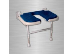 Shower seat padded U Series 4000 Bathroom Mobility Aids