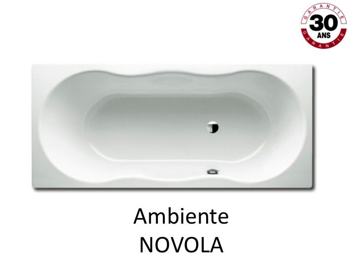Kaldewei Ambiente bathroom furniture sink washbasins baignoires bathtub 170 x 75