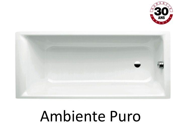 Bathtub 170 X 80 Cm Steel Enamel Kaldewei Ambiente Puro