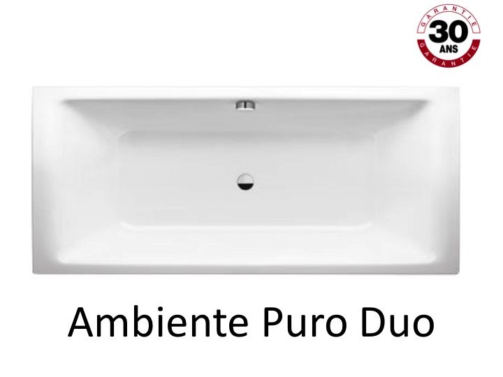 Kaldewei Ambiente bathroom furniture sink washbasins baignoires bathtub 190 x 90