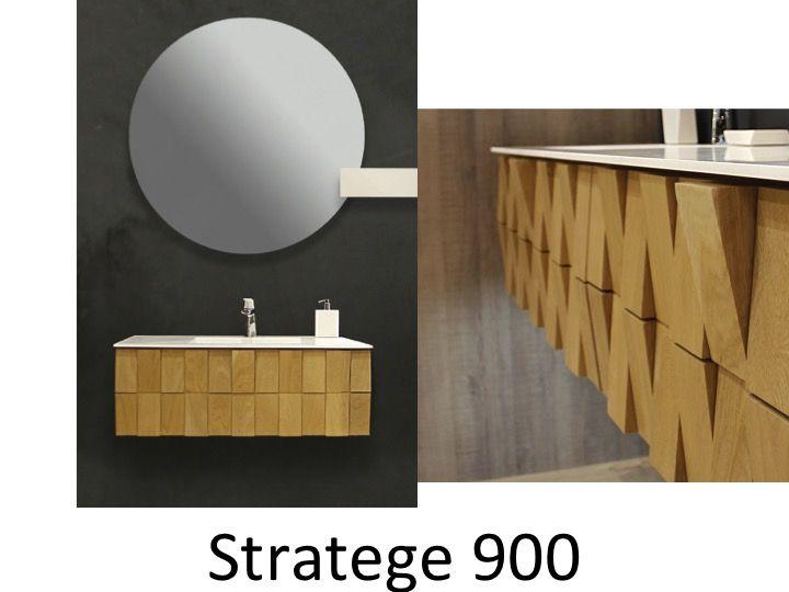 Bathroom Furniture Sink Washbasins Meuble Teck Bathroom Cabinet