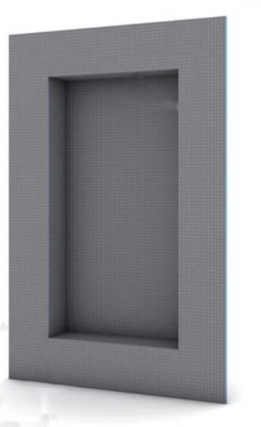 Niches Rectangular Shower Tile Wedi 30 X 60 Cm 300 X