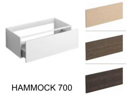 Bathroom cabinet, drawer cabinets Hammock 700 - Clou