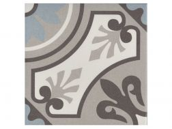 LILOU CLASSIC 20x20 - Floor tile with cement tiles, porcelain.