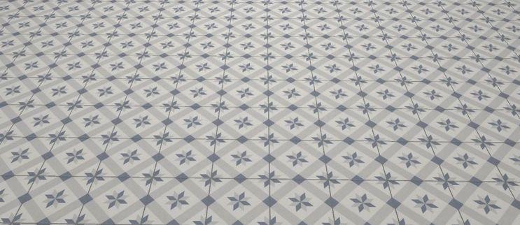 Floor And Wall Tiling Aspect Cx Ciment Dori 20x20