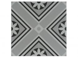 ROSALIE 20x20 - Floor tile with cement tiles, porcelain.