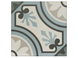 ESMEE 20x20 - Floor tile with cement tiles, porcelain.