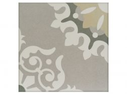 BELDA 20x20 - Floor tile with cement tiles, porcelain.