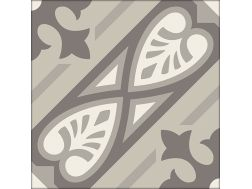 MISTRAL BREZO 15X15 - Floor tile with cement tiles, porcelain.