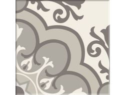 SOLANO BREZO 15X15 - Floor tile with cement tiles, porcelain.
