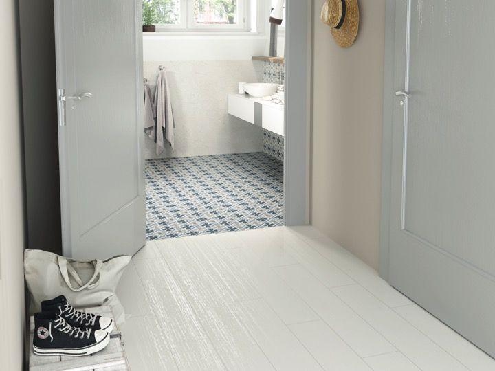 Floor and wall tiling. Aspect Cx. Ciment - MARTIA 15X15 - Floor tile ...