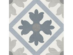 MARTIA  15X15 - Floor tile with cement tiles, porcelain.