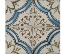 FS NIJAR 45x45 - Floor tile with cement tiles.