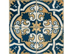 FS-2 45x45 - Floor tile with cement tiles.