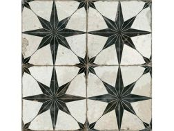 FS STAR-N 45x45 - Floor tile with cement tiles.