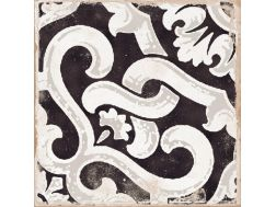LENOS MIRABELLO 22,3X22,3 - Floor tile with cement tiles, porcelain.