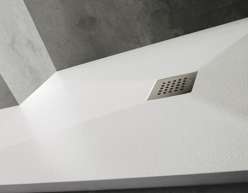 Shower tray Longueur 130 - Extra flat shower tray 70_80_ 90_100 x ...