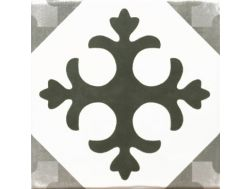 ATELIER LATIN ANTRACITA 15 x 15 - cement tile look tile