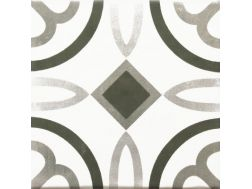 ATELIER MARAIS ANTRACITA 15 x 15 - cement tile look tile