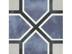 ANTOINETTE 15X15 - Floor tile with cement tiles, porcelain.
