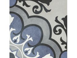 MADELEINE 15X15 - Floor tile with cement tiles, porcelain.