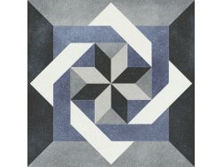 ISABELLE 15X15 - Floor tile with cement tiles, porcelain.