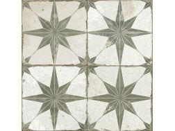 FS STAR SAGE 45x45 - Floor tile with cement tiles.
